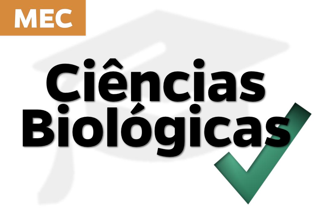 Lista de cursos de graduação aprovados pelo MEC de Biológicas