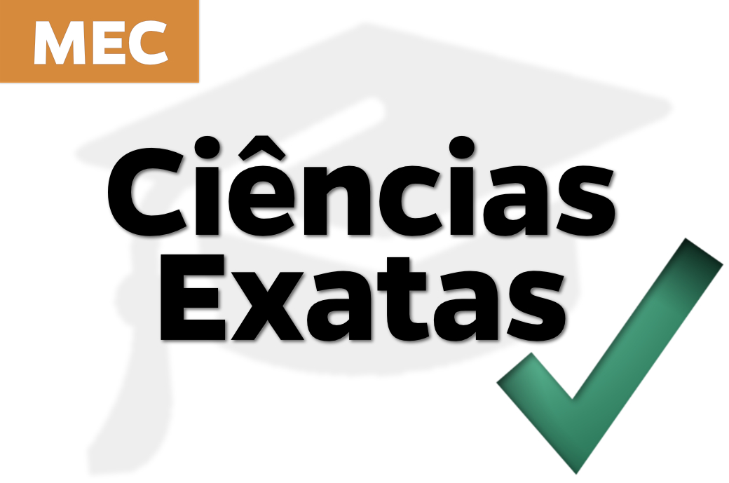 Lista de cursos de graduação aprovados pelo MEC de Exatas