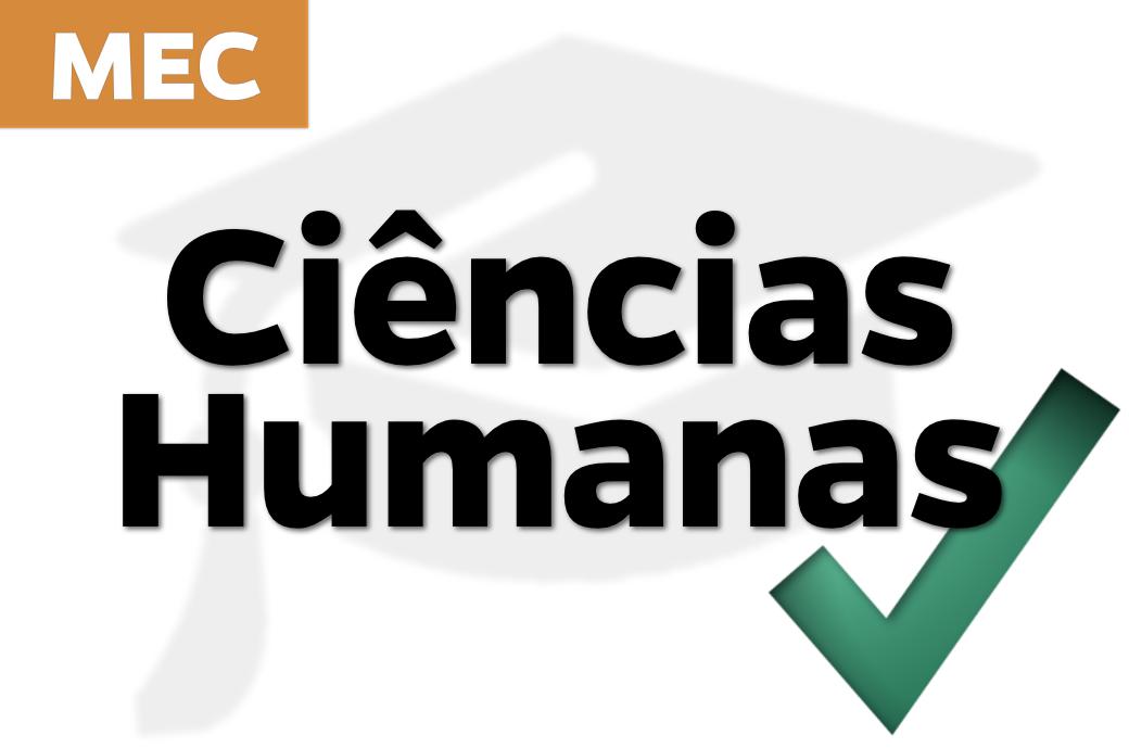 Lista de cursos de graduação aprovados pelo MEC de Humanas